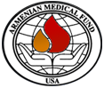 Armenian Medical Fund Logo